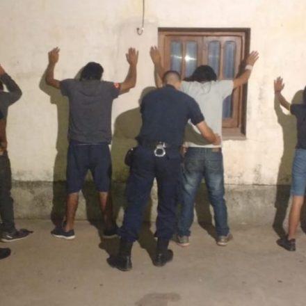 Detienen a colombianos que tenían prohibido el ingreso al país