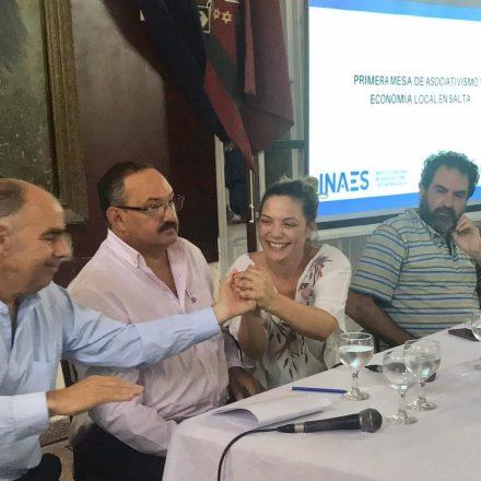 Se realizó en Salta el primer encuentro de asociativismo y economía local