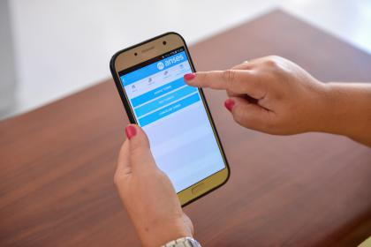 Los turnos para atención presencial se pueden solicitar desde la Web de la ANSES