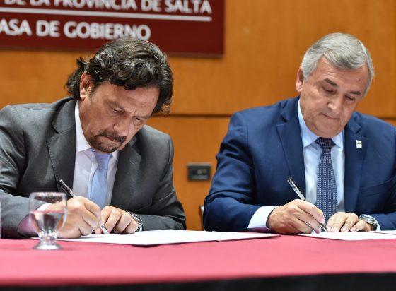 Salta y Jujuy afianzan el trabajo conjunto en materia de seguridad pública