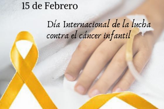 Actividades por el Día de Lucha contra el Cáncer Infantil