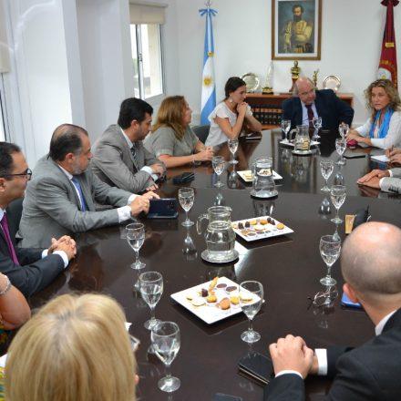 La primera reunión del Consejo Asesor de Fiscales trató la Reforma Constitucional, Congreso Mundial Forense y Ciberdelitos