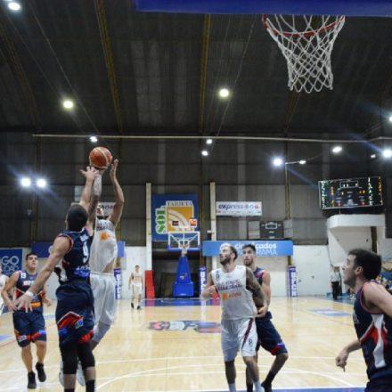 Triunfo de Salta Basket ante Independiente de Santiago
