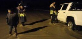 Seguridad asistió a más de 100 personas afectadas por el temporal en Tartagal