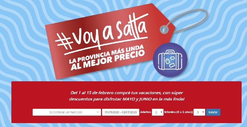 #VoyaSalta ofrece importantes descuentos en alojamientos para mayo y junio