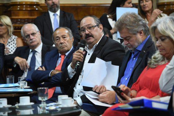 Leavy: «La ley de Capitales Alternas fortalecerá el federalismo»