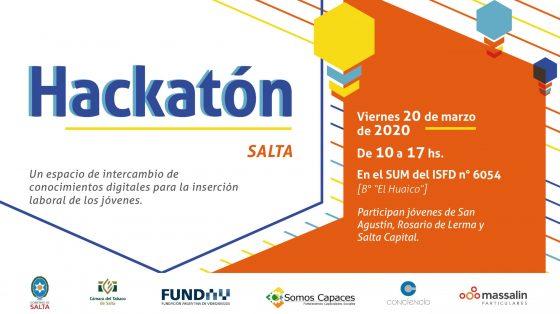 Con un Hackathon acercarán herramientas tecnológicas de inserción laboral a 80 jóvenes salteños