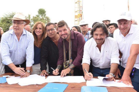 Salta concretó la construcción de ocho pozos para la provisión de agua en Rivadavia