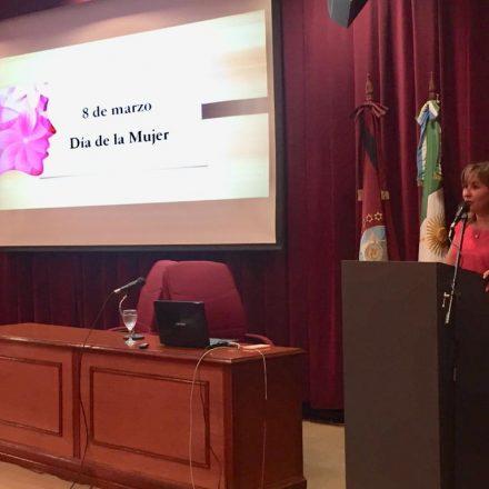 Reflexionaron sobre avances y deudas en relación con los derechos de las mujeres- Jornada en la Escuela del Ministerio Público