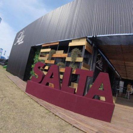 Salta muestra su potencial comercial y productivo en Expoagro 2020