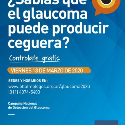 Oftalmólogos de todo el país harán chequeos gratuitos para detectar casos de glaucoma