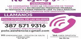 «No estas sola», la campaña para denunciar violencia de género durante el Aislamiento Social Obligatorio