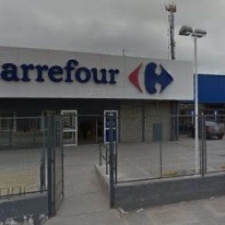 Por aumento desmedido de precios clausuran un local de Carrefour en nuestra Capital