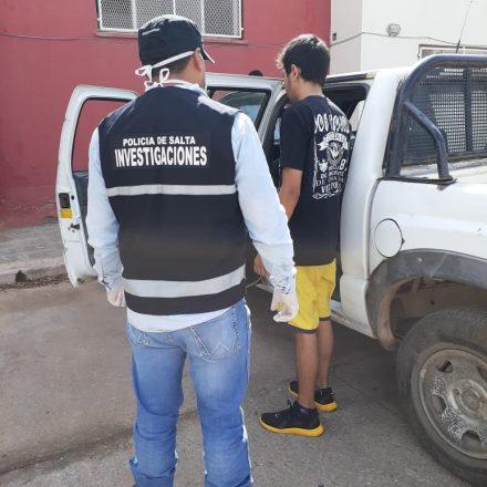 Detienen a un jóven que instigaba a robar comercios