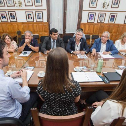 Diputados recibieron a una delegación canadiense y abordaron la leyes provinciales en materia ambiental