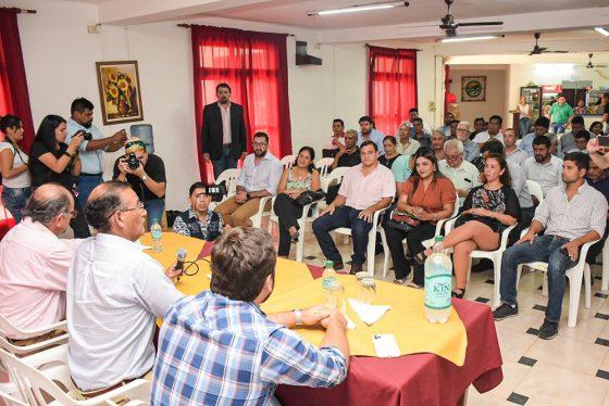 El gabinete de Infraestructura con autoridades de La Poma, Los Andes, Iruya y Santa Victoria
