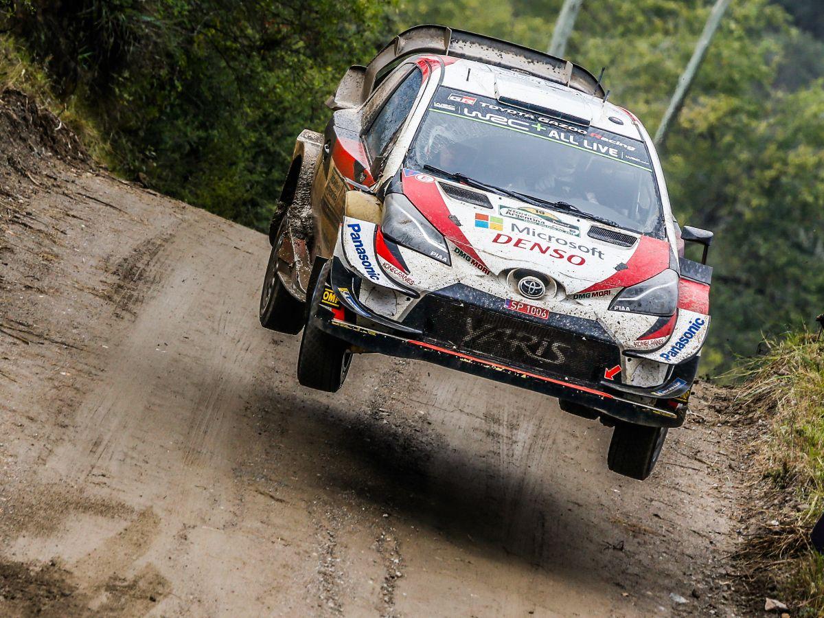 Inscripciones abiertas para el Speedagro Rally Argentina 2020