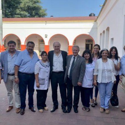 Realizarán obras de reparación y mantenimiento en la Escuela Julio A. Roca