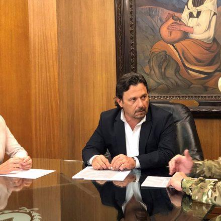 El Gobierno organiza Centros de Referencia Covid-19 en puntos estratégicos de la provincia