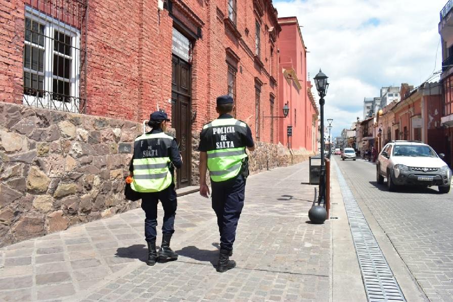 Cobertura policial en las escuelas de la Provincia