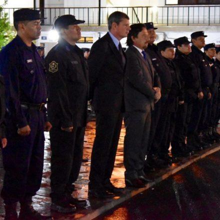 195 Aniversario de la Policía de Salta
