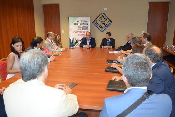 """""""La sociedad está de acuerdo con la reforma política encabezada por el gobernador Sáenz"""""""