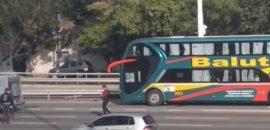 Que se sabe del micro con pasajeros que iba desde Jujuy a Buenos Aires