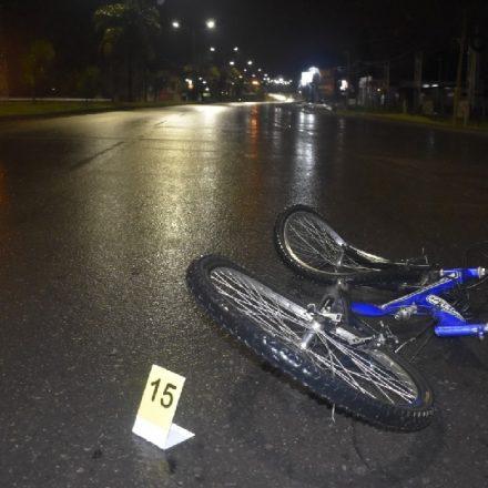 Siniestro vial con víctima fatal en la zona de Cofruthos