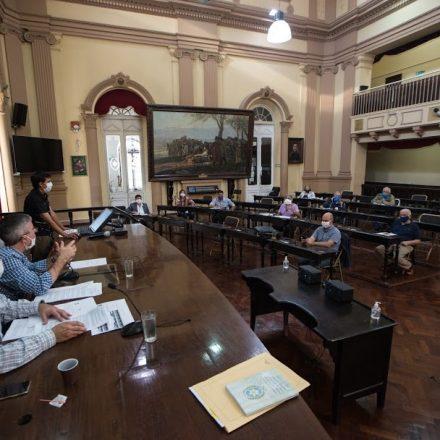 La Cámara de Diputados sesionará la próxima semana
