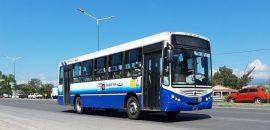 AMT extiende el servicio interurbano y metropolitano el fin de semana para jubilados y pensionados