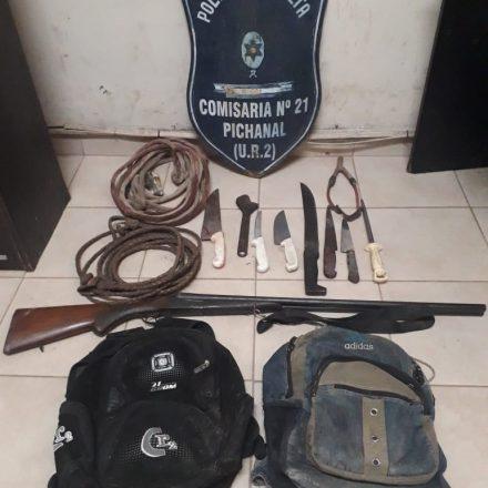 Son tres los detenidos por robo de ganado ocurrido en Pichanal