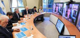 Alberto Fernández dispuso entregar fondos a las provincias por 120 mil millones de pesos