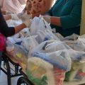 Municipios del interior recibirán esta semana asistencia alimentaria reforzada