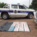 Secuestran cigarrillos que eran transportados de manera ilegal