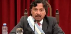 Vía online, el Gobernador dió inicio al 122 periodo ordinario de sesiones legislativas
