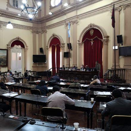 La Legislatura Provincial aprobó la Ley de Emergencia Turística