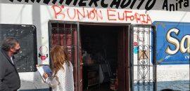 Se infraccionó a 3 comercios en Barrio Unión y Juan Pablo II por omisión de exhibición de precios, sobreprecios en productos y recargas en compra con Tarjeta Alimentar