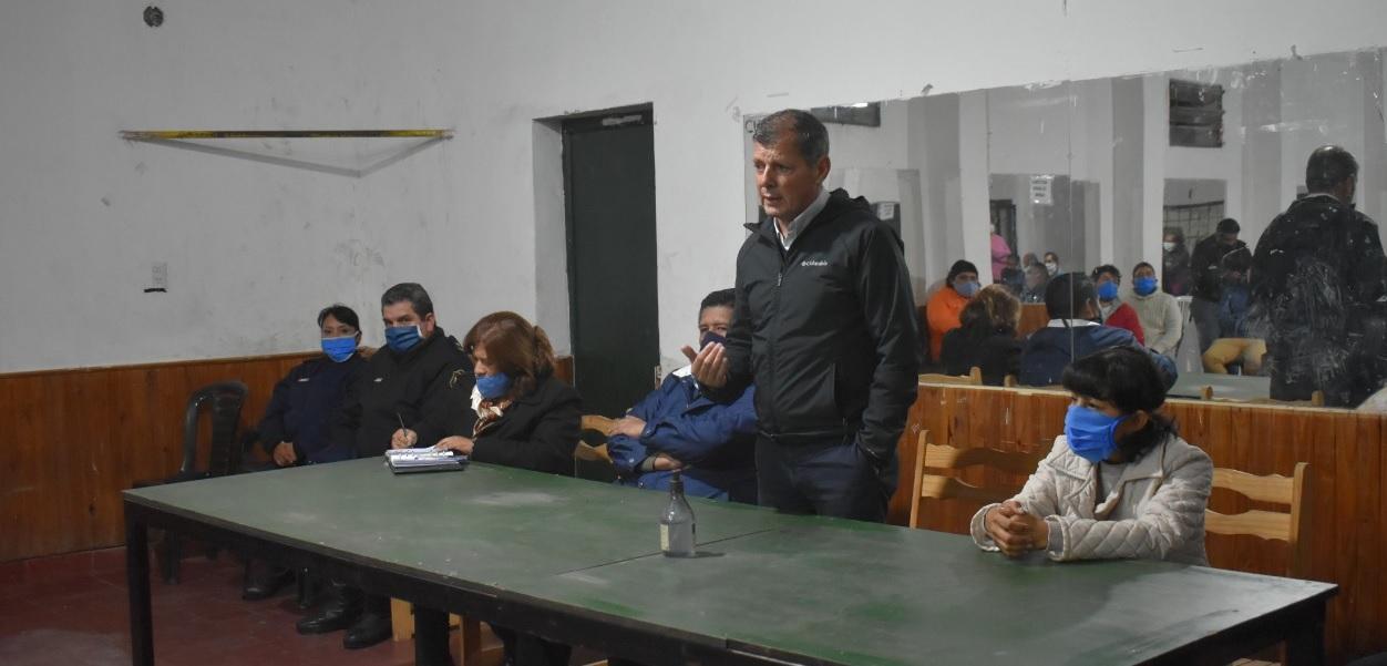 Después del caso de la docente de Villa Mitre: nuevas autoridades policiales del Sector 4 de Capital