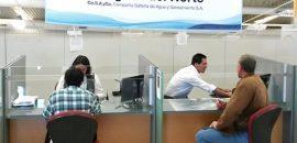 Vecinos de San Lorenzo ya pueden gestionar los trámites de conexión domiciliaria a la red cloacal