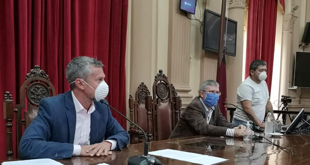 Diputados analizaron acciones para afrontar el impacto de la pandemia en el sector turístico