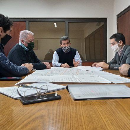 Municipios del sur provincial proyectan una parque industrial regional