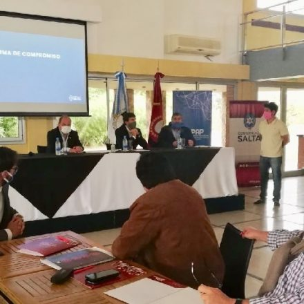 Funcionarios de Salta y Jujuy buscan generar un área segura para la circulación entre ambas provincias y así dinamizar diversas actividades