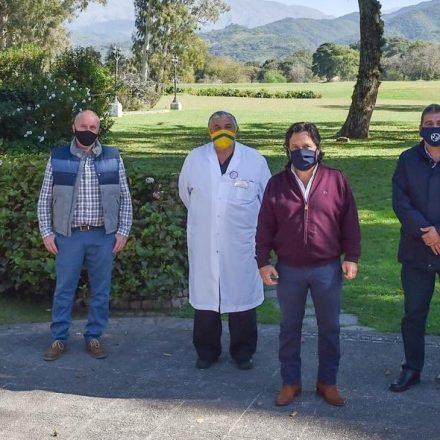 Gobernador y especialistas médicos del sector público y privado coordinaron un protocolo de flexibilización de la cuarentena establecida por el COVID-19