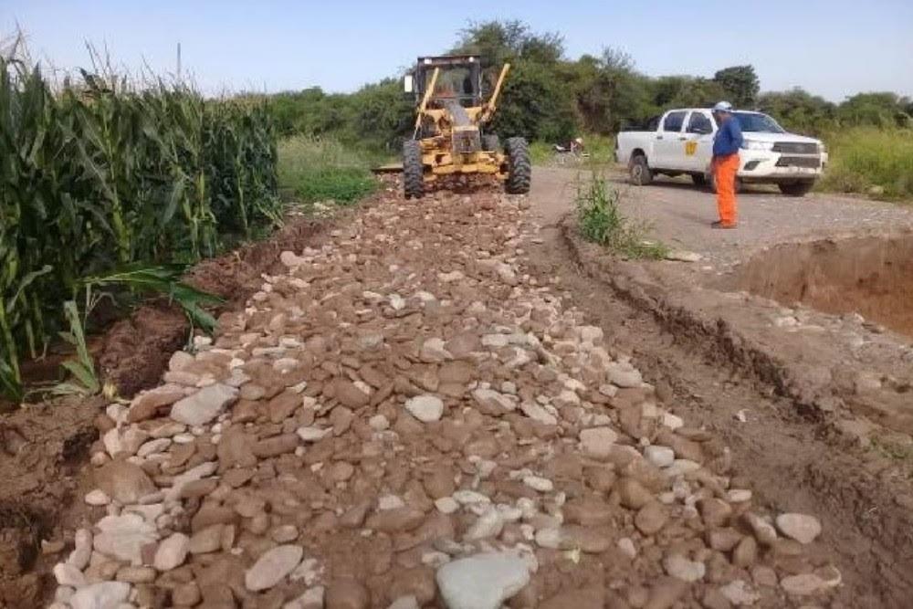 Vialidad realiza diversos trabajos para optimizar el estado de las rutas provinciales