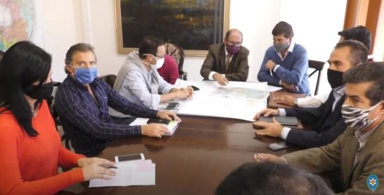 Quedó conformada la Unidad Ejecutora del plan provincial Mi Lote