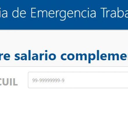 Ya se puede consultar la fecha de pago del programa de Asistencia de Emergencia al Trabajo y la Producción (ATP) en el sitio de la ANSES