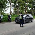 Durante el fin de semana se detectaron 105 conductores alcoholizados