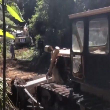 Expectativa por el camino que unirá Los Toldos con la localidad de Santa Victoria Oeste, ya sin necesidad transitar por Bolivia