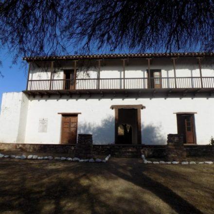 Vándalos provocaron daños al monumento histórico Fuerte de Cobos