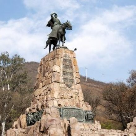 Actos en conmemoración del 199° aniversario de la muerte del General Martín Miguel de Güemes